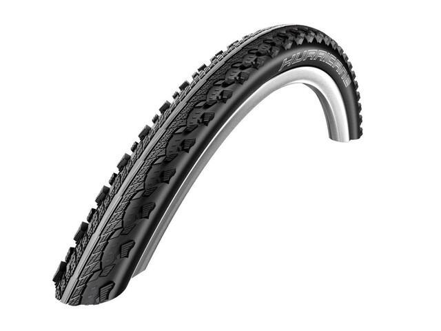 SCHWALBE Hurricane Bike Tyre Performance 28 x 1.60 dual, wire bead black